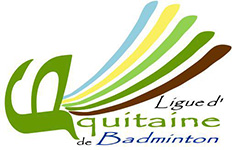 Partenaire institutionnel - Ligue d'Aquitaine de Badminton